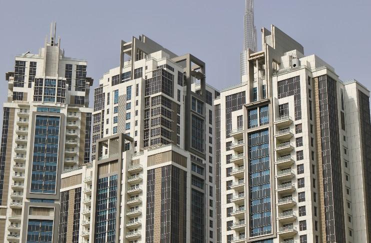 Bay Avenue buildings