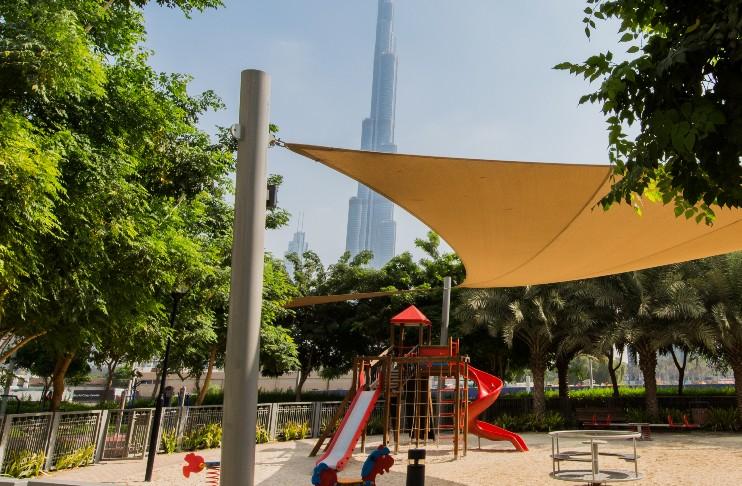 Bay Avenue playground