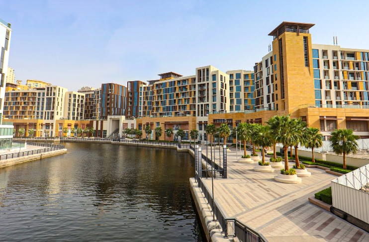 Dubai Wharf Culture Properties