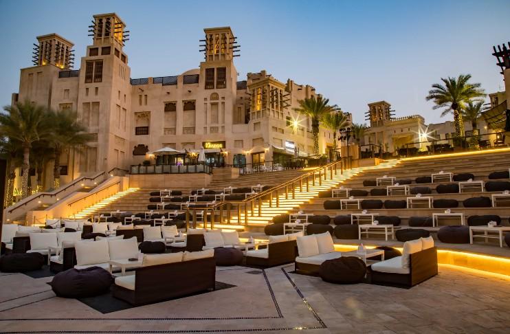 Madinat Amphitheatre Hotel