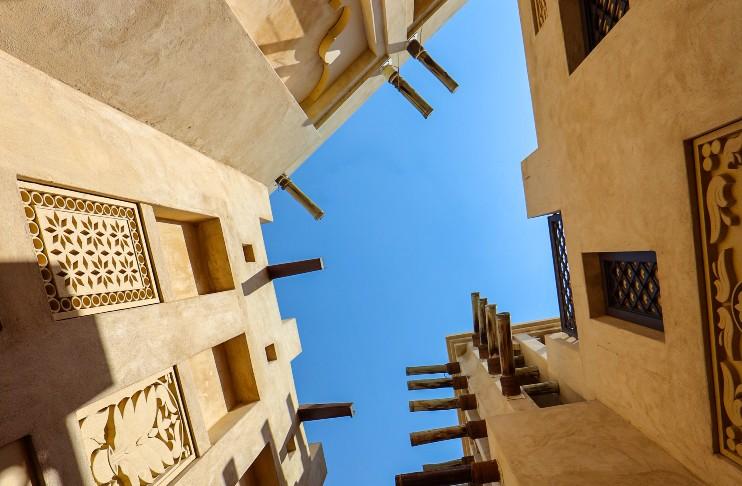 Souk Madinat Jumeirah Building