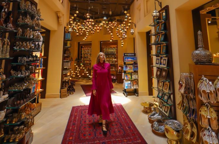 Souk Madinat Jumeirah Cultural Shops