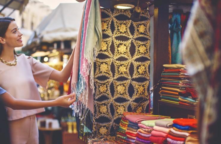 Souk Madinat Jumeirah bazaar