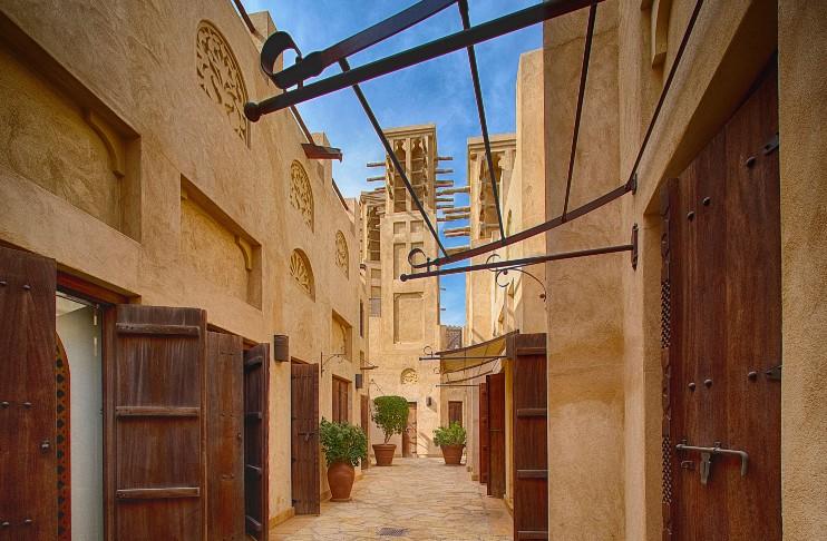 Souk Madinat Jumeirah alley