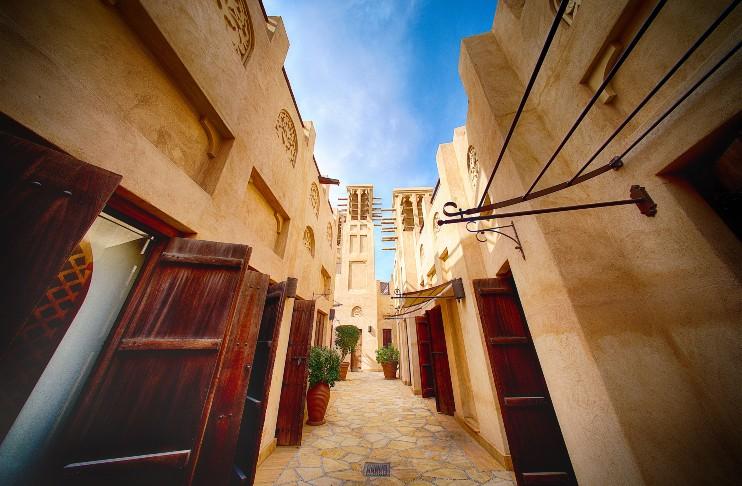 Souk Madinat Jumeirah  heritage