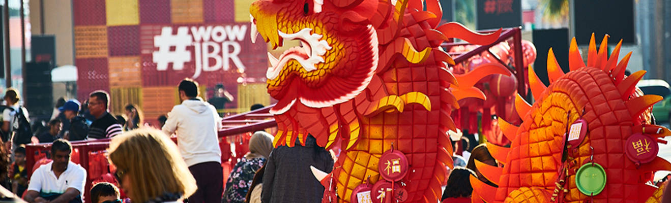 Enjoy an Authentic Chinese New Year at #WOWJBR