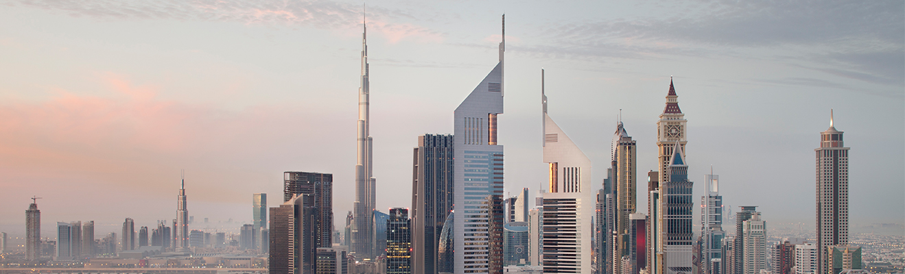 Dubai Retail Mall Opening