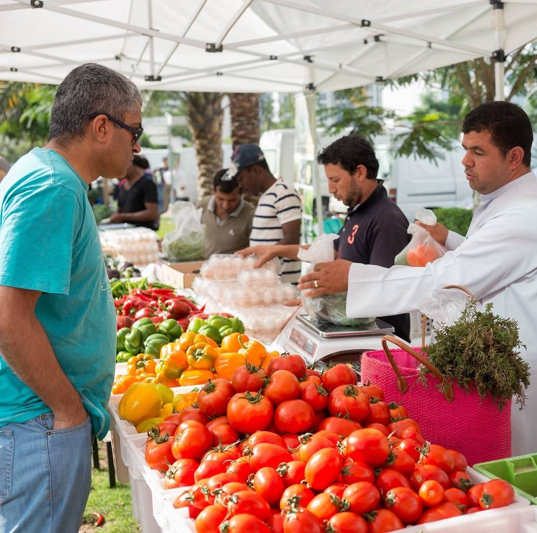 Farmers Market Continues at Bay Avenue