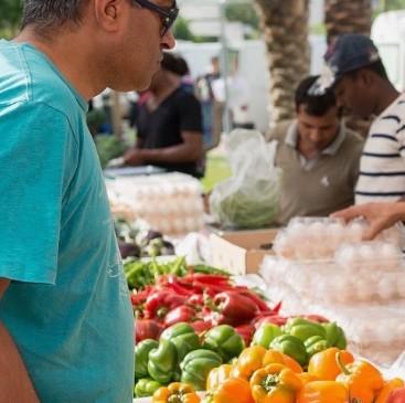 Farmers Market in Dubai